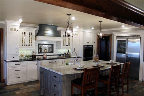 hang kitchen cabinets mustang masterpiece transitional kitchen oklahoma 1557