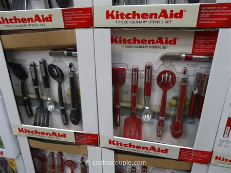 kitchenaid culinary utensil set