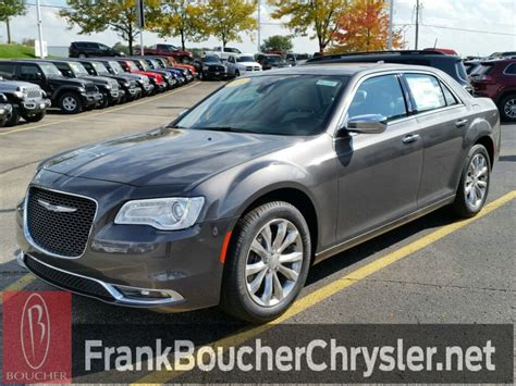 Chrysler Limited by New 2019 Chrysler 300 Limited 4d Sedan In The Milwaukee