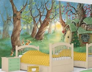 Fototapete Kinderzimmer Wald : fototapete wassili und sibelius schlafen arena verlag ~ Watch28wear.com Haus und Dekorationen