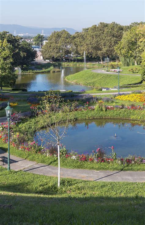 Japanischer Garten Oberlaa by Kurpark Oberlaa