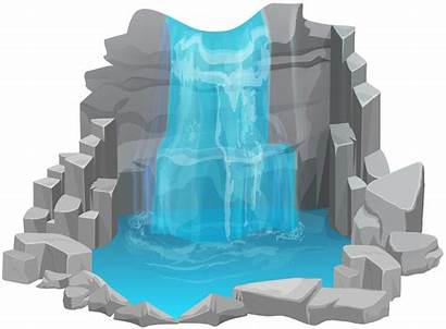 Waterfall Clip Clipart Outdoor Clipartpng