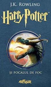 J.K. Rowling - Harry Potter vol 4 - - elefant.ro
