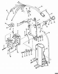 Mariner Magnum Ii Wiring Harness    Starter Solenoid Parts