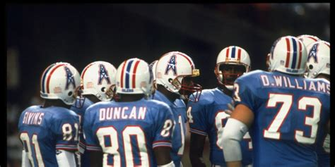 houston oilers     gay players