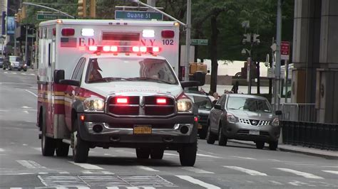 Dodge Ambulance by Dodge Ram Ambulance 102 Fdny Responding