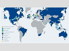 Our global footprint Glanbia plc