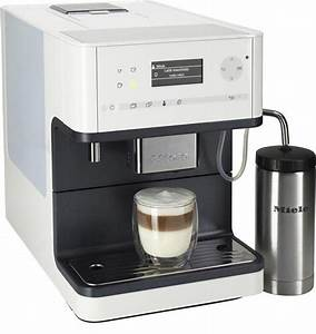 Miele kaffeevollautomat cm6310 18l tank kegelmahlwerk for Miele vollautomat