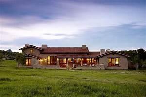 Ranch House Design The Home Design : Ranch House Designs