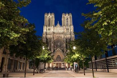 Reims Dame Notre Cathedral