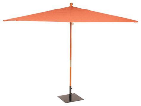 sunbrella patio umbrella rectangular 10 ft rectangular sunbrella market umbrella