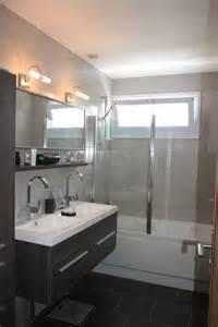 salle de bain gris et indogate salle de bain turquoise et blanc