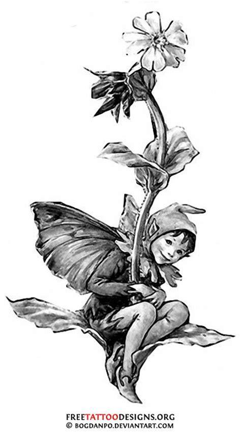 small fairy tattoos ideas  pinterest