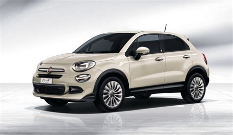 Fiat 500x Opening Edition Now Available To Order, Uk