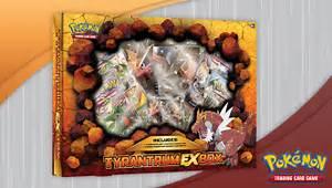 tyrantrum ex box