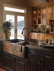 Les Plus Belles Cuisines : attrayant repeindre une cuisine en bois 6 les plus ~ Voncanada.com Idées de Décoration
