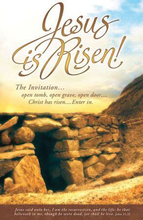 images   church bulletins front cover   risen