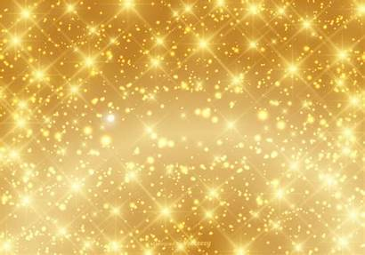 Sparkle Gold Background Vector Texture Clipart Stars