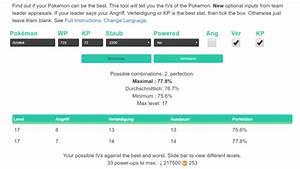 Pokemon Werte Berechnen : pokemon go iv werte berechnung teamleiter bewertungen helfen chip ~ Themetempest.com Abrechnung