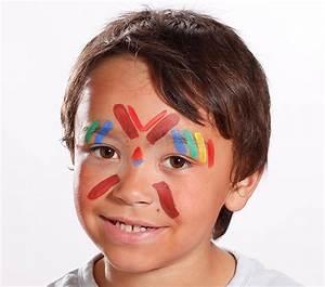 Maquillage Simple Enfant : tutoriel maquillage indien blog jour de f teblog jour de f te ~ Melissatoandfro.com Idées de Décoration