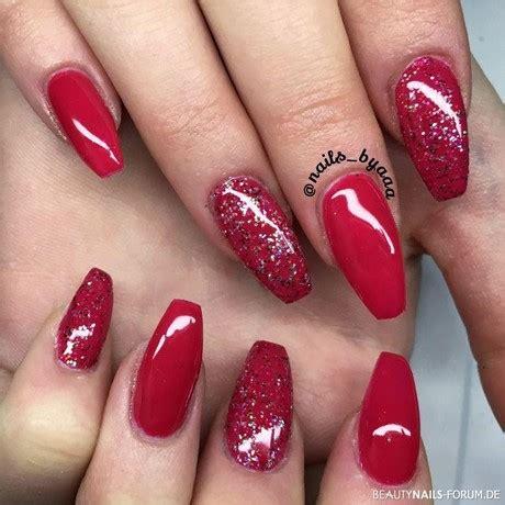 rote nägel design rote fingern 228 gel design