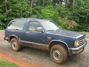 864x4 1986 Chevrolet S10 Blazer Specs  Photos