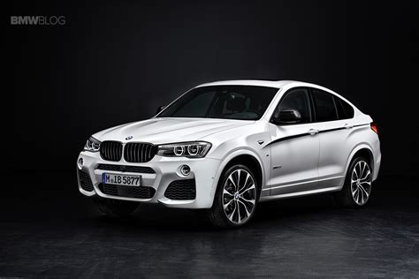 Bmw X3 And Bmw X4 M Performance Power Kit And M