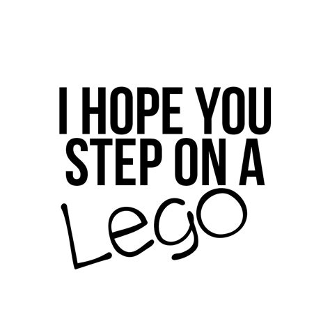 hope  step   lego funny vinyl sticker car decal