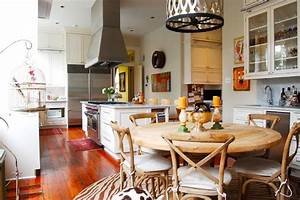 my houzz colorful eclectic style in a traditional new With kitchen cabinets lowes with new orleans themed wall art