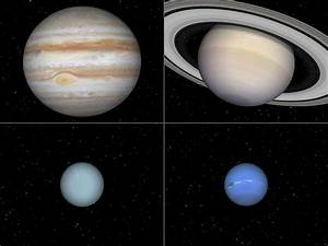 What Are 'Gas Giant' And 'Ice Giant' Planets And Why Are ...