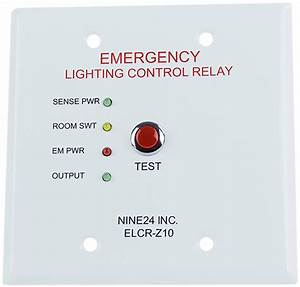 Emergency Lighting Controls