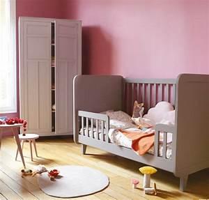 Enfant Lit Fille : une chambre de fille pleine de douceur marie claire maison ~ Teatrodelosmanantiales.com Idées de Décoration