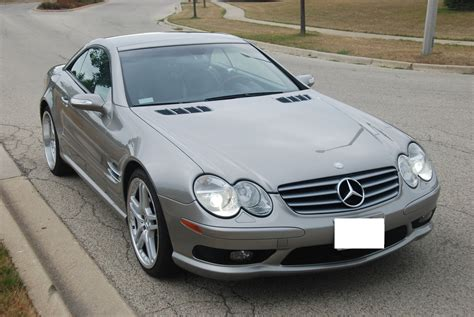 Mercedes Sl Class Picture by 2004 Mercedes Sl Class Pictures Cargurus