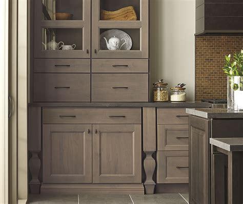 gray kitchen cabinets  island decora cabinetry