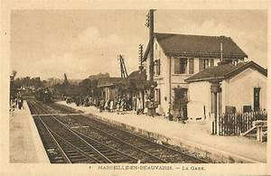 Gare En Mouvement Marseille : marseille en beauvaisis 60 oise cartes postales ~ Dailycaller-alerts.com Idées de Décoration