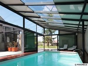 Fabriquer Un Abri De Piscine : l 39 abri de piscine haut ~ Zukunftsfamilie.com Idées de Décoration