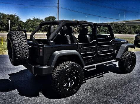 jeep wrangler custom lift 2016 jeep wrangler unlimited rubicon custom lifted leather