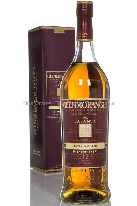 glenmorangie lasanta whisky malt scotch single
