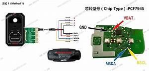 Obdstar P001 Programmer Chip Pcf79xx Wiring Diagram