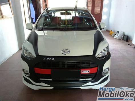 Modifikasi Daihatsu Ayla by Inspirasi Modif Daihatsu Ayla Terbaru Hargamobiloke