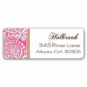giraffe paisley return address labels paperstyle With how to get return address labels