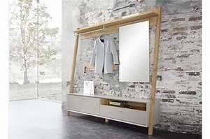 meuble d39entree vestiaire gris pierre trendymobiliercom With meuble vestiaire entr e