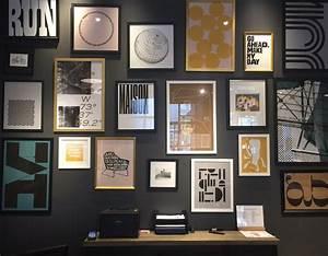 Mur De Photos : comment r ussir son mur de cadres d conome ~ Melissatoandfro.com Idées de Décoration