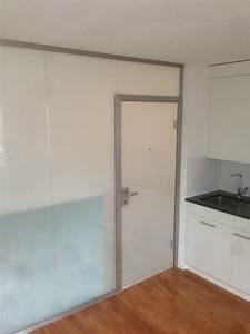 Trennwand Mit Glas : glas trennwand mit t r auf ma meitinger glas m nchen garching ~ Sanjose-hotels-ca.com Haus und Dekorationen
