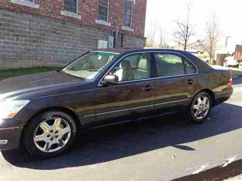 lexus sedan 2004 purchase used 2004 lexus ls430 base sedan 4 door 4 3l in