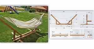 Hammock Stand Plans • WoodArchivist