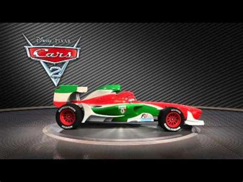 litalia al gran premio  cars  francesco bernoulli