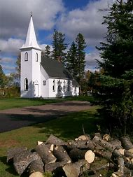 Beautiful Country Churches