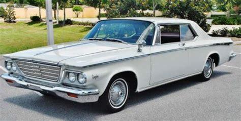 Burt Chrysler by Buy Used 1967 Chrysler Newport 2 Door Coupe In Burt