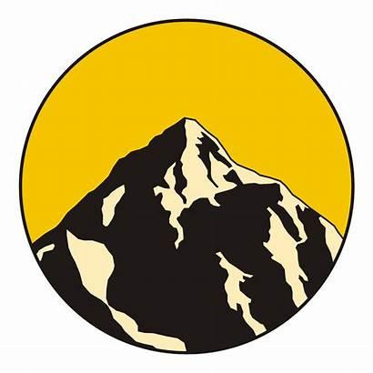Mountain Vector Clipart Illustration Clip Graphic Climbing
